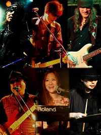 PAUL(8-PM)with Re-BORNスペシャルBAND